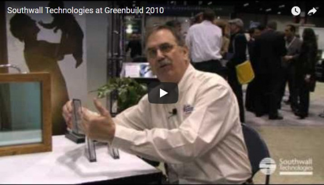 Southwall Technologies at Greenbuild