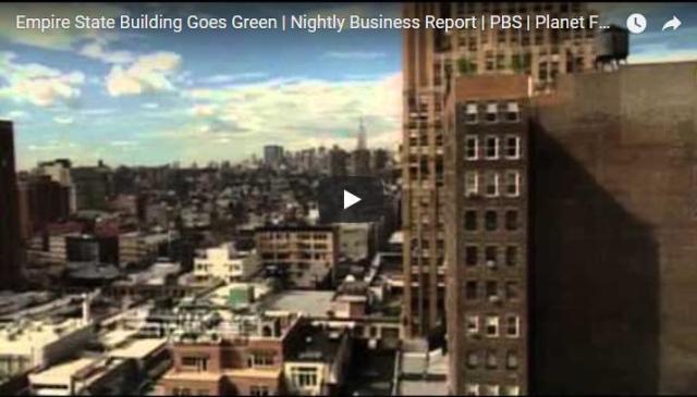 改造帝國大廈(紐約)的能源效率將支付本身的三年。